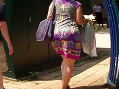 Latina grobis – vasaros suknelė asilas culo